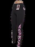 Спортивні жіночі лосини для спортзалу, фото 8