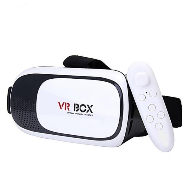 VR BOX Очки виртуальной реальности c пультом