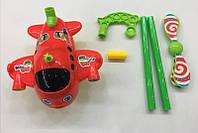 Каталочка игрушка вертолетик 9904  в пакете 25*37см