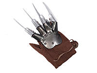 Перчатка Фредди Крюгера FreddyKrueger 1 шт.