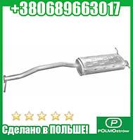 Глушитель центральный КИА SPORTAGE (пр-во Polmostrow) (арт. 47.08)