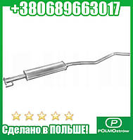 Резонатор ОПЕЛЬ ВЕКТРА (пр-во Polmostrow) (арт. 17.54)