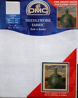 Канва лен DMC 35х45 см цвет 5200