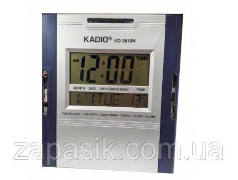 Настенные Электронные Часы Kadio KD-3810N Настольные Электронные Часы