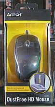 Мышь компьютерная A4Tech D-330 (защита от пыли)