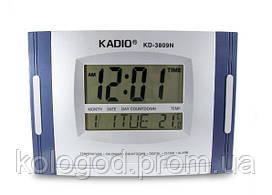 Настінні електронний Годинник Kadio KD-3809N Настільні Електронні Годинники