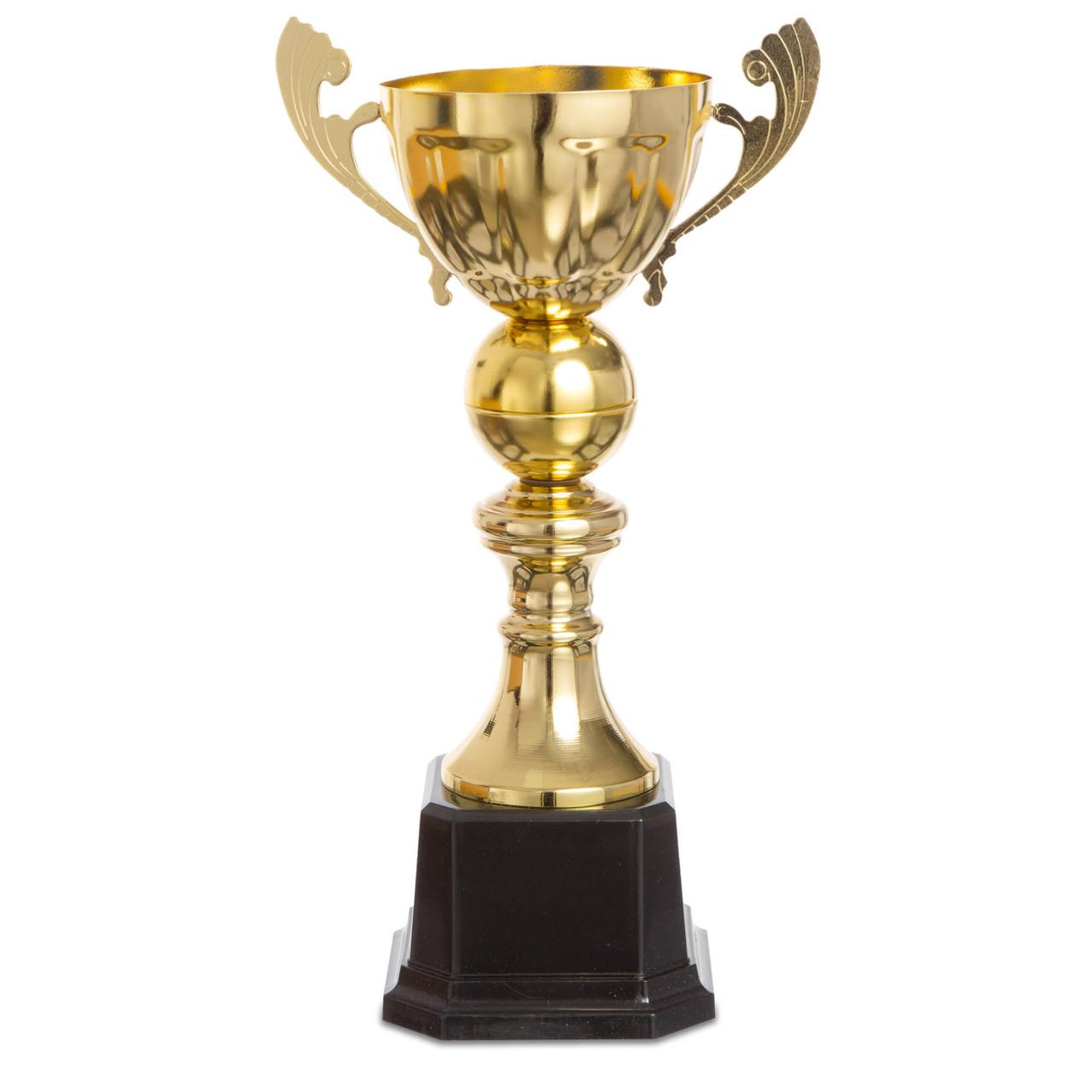 Кубок спортивный с ручками (h-34см)