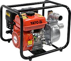 Мотопомпа бензиновая 3600 Вт Yato YT-85402
