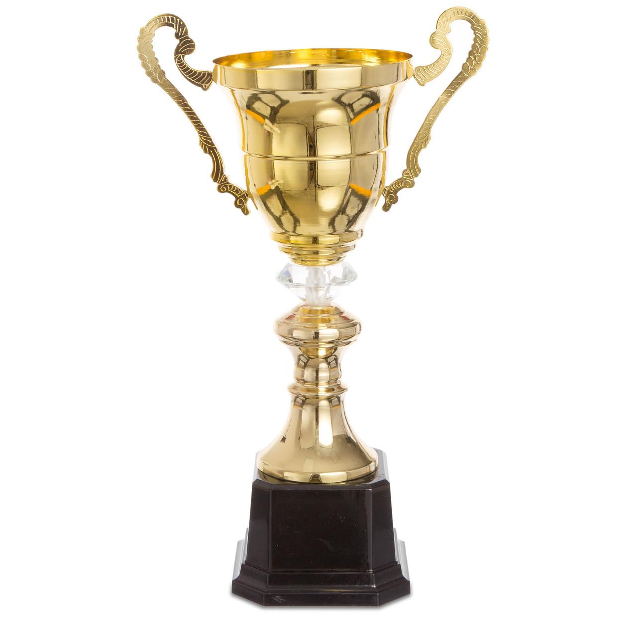 Кубок спортивный с ручками (h-41,5см, b-24,5см)