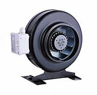 Вентилятор канальный 125 мм центробежный VKCM 125 (радиальный) для воздуховодов