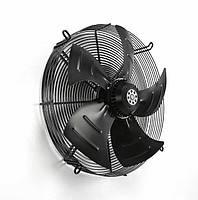Вентилятор осевой 450 мм металлический  VAM 450 E4  без обода