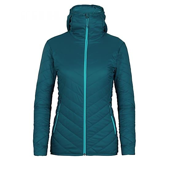 Куртка женская Icebreaker Hyperia Hooded Jacket