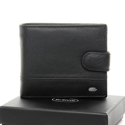 Кошелек Classic кожа DR. BOND M9-1 black, фото 2