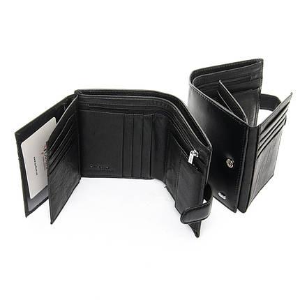 Кошелек Classic кожа DR. BOND MS-14 black, фото 2