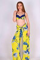 Широкие пляжные брюки Miss Marea 20460 42(S) Цветной MissMarea 20460