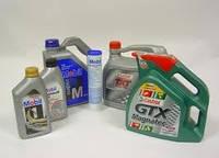 Замена масел и жидкостей автомобиля