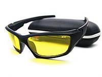 Солнцезащитные очки с поляризацией  Стекло Желтое