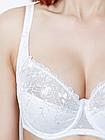 Бюстгальтер Diorella белый 85D 35122D, фото 3