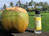 Coconut Oil. Холодный отжим. Для волос и тела. Органическая косметика Nadis Herbal. Bali.