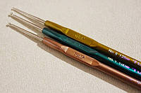 Крючок Tulip с ручкой №0,5