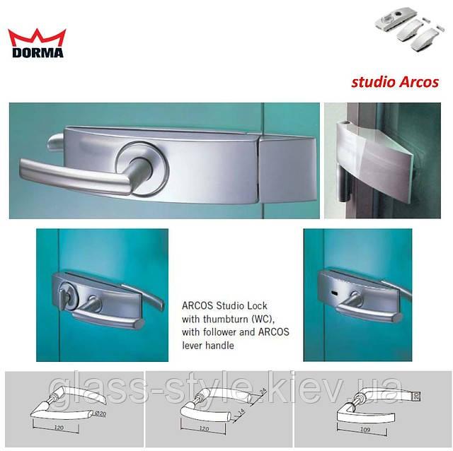 Фурнитура для стеклянных конструкций Studio Arcos