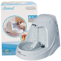 Автоматический фонтан поилка для собак и кошек PetSafe Drinkwell Platinum, 5л