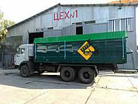 Тентовая накидка из ткани ПВХ на кузов длиной до 6,0 м шириной до 2,55 м. Уже со скидкой 10%!!!