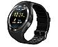 Smart Watch Y1S Black Розумні годинник для спорту і відпочинку, чорні + подарунок, фото 5