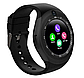 Smart Watch Y1S Black Розумні годинник для спорту і відпочинку, чорні + подарунок, фото 4