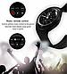 Smart Watch Y1S Black Розумні годинник для спорту і відпочинку, чорні + подарунок, фото 6