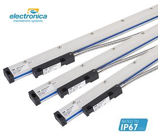 Магнитные энкодеры линейных перемещений MG232 (IP67)