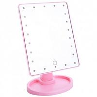 Зеркало для макияжа с подсветкой 16 светодиода, фото 1