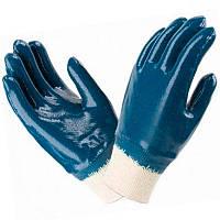 Перчатки рабочие с нитриловым покрытием Werk WE2112H (68310)