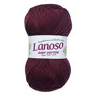 Пряжа Lanoso Baby Cotton 957