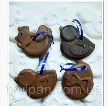 Калач форма для выпечки и десертов силикон