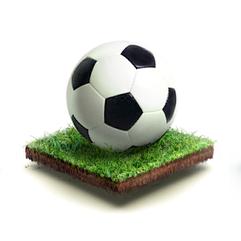 Искусственная трава для футбола и мини-футбола