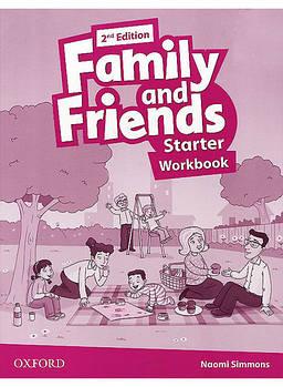Family & Friends starter Workbook (2nd Edition)