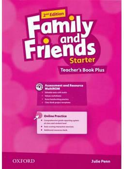 Family & Friends starter Teacher's Book (2nd edition)
