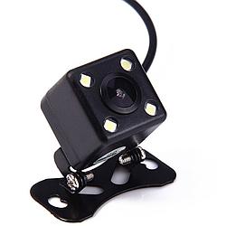Камера заднего вида 101 с подсветкой и динамической разметкой