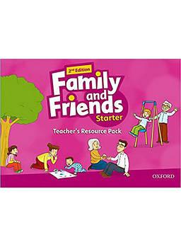 Family & Friends starter Teacher's Resource Pack (2nd Edition)