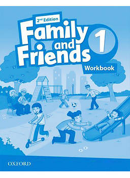 Family & Friends 1 Workbook (2nd Edition)
