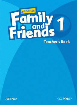 Family & Friends 1 Teacher's Book (2nd Edition)