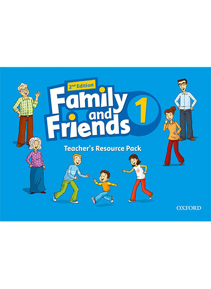 Family & Friends 1 Teacher's Resource Pack (2nd Edition)