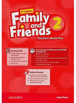 Family & Friends 2 Teacher's Book (2nd Edition)