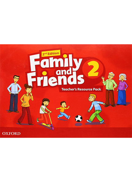 Family & Friends 2 Teacher's Resource Pack (2nd Edition)