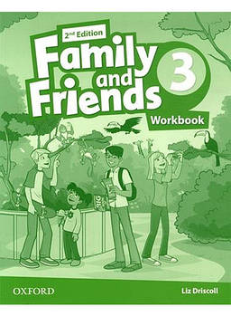 Family & Friends 3 Workbook (2nd Edition)