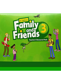 Family & Friends 3 Teacher's Resource Pack (2nd Edition)