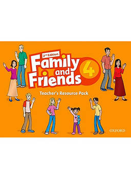 Family & Friends 4 Teacher's Resource Pack (2nd Edition)