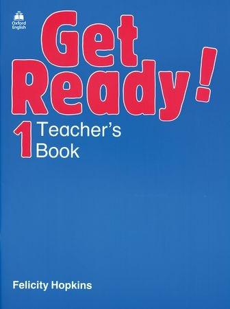 Get Ready 1: Teacher's book