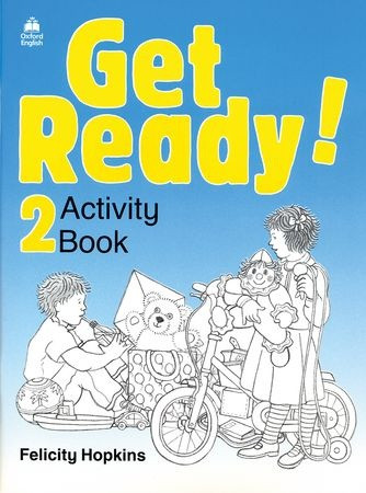 Get Ready 2: Activity Book